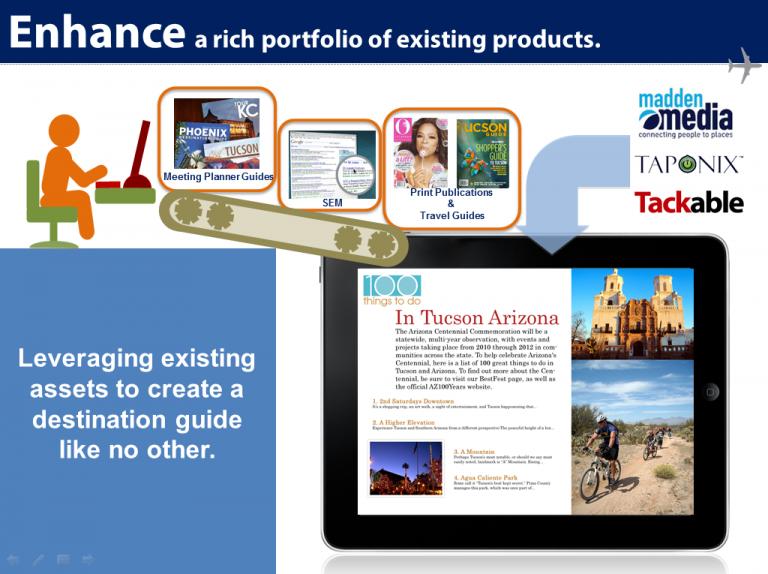 enhance portfolio